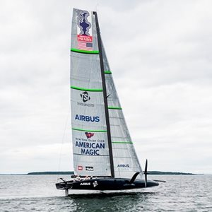 TSI a Team Partner to the America's Cup challenger