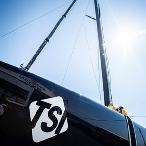 TSI becomes Team Partner to America's Cup Challenger, American Magic