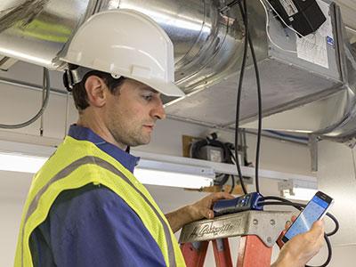Ventilation Testing and Balancing -
