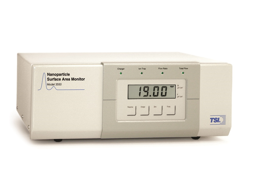 Nanoparticle Surface Area Monitor 3550 -