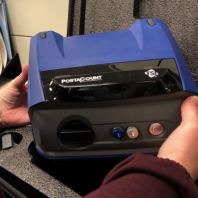 PortaCount Respirator Fit Tester donations go to Washington State hospital network
