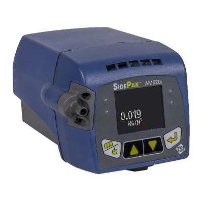 Australian Mining Features TSI's New, Real-Time, and Wearable Dust Monitor, the SidePak AM520