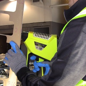 Positive Material Identification or PMI -