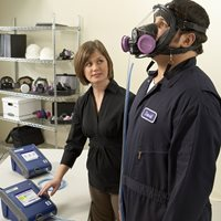 PortaCount Respirator Fit Testers compatible with new Modified CNC Protocols