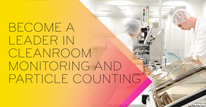 Join us for a cleanroom monitoring seminar in Madrid