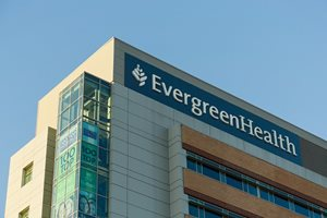 EvergreenHealth in Kirkland, Washington
