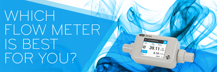 Which Flow Meter is best for you?