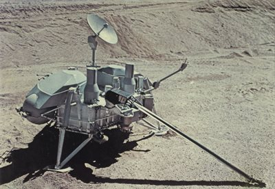 Six TSI anemometers went to Mars, installed on the Viking spacecraft in 1976