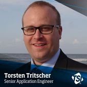 TSI Senior Application Engineer Torsten Tritscher