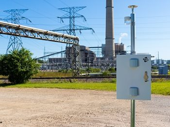 Monitoring and analyzing ambient air creates a detailed picture of the air we breathe