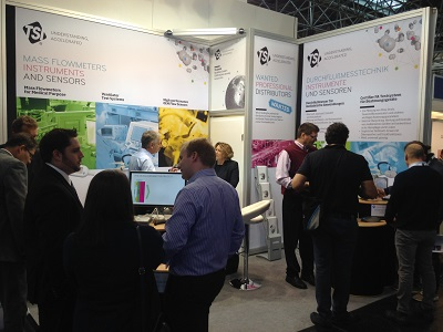 TSI at Medica, a world forum for medicine and the medical sector