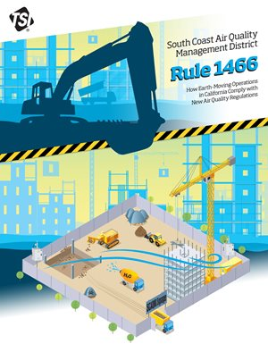 SCAQMD Rule 1466 & Air Quality Regulations Infographic