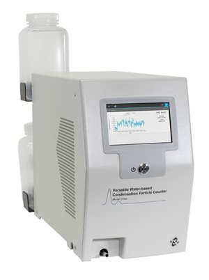 Versatile Water-Based Condensation Particle Counter