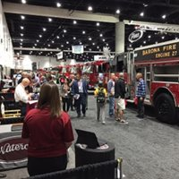 TSI is proud to be a part of Firehouse World 2019