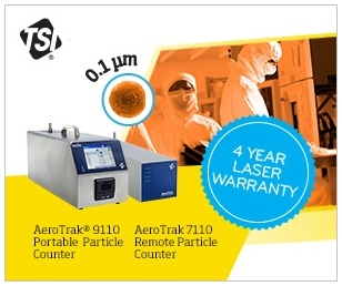 AeroTrak Particle Counter 4 Year Warranty Coverage