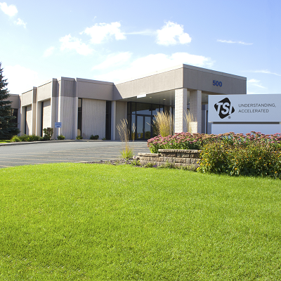 TSI Incorporated in Shoreview, Minnesota, USA