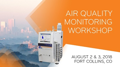Air Quality Monitoring Workshop 2018