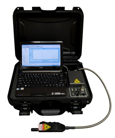 TSI portable gas phase process spectrometer