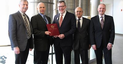 TSI Endows Mechanical Engineering Chair at the University of Minnesota
