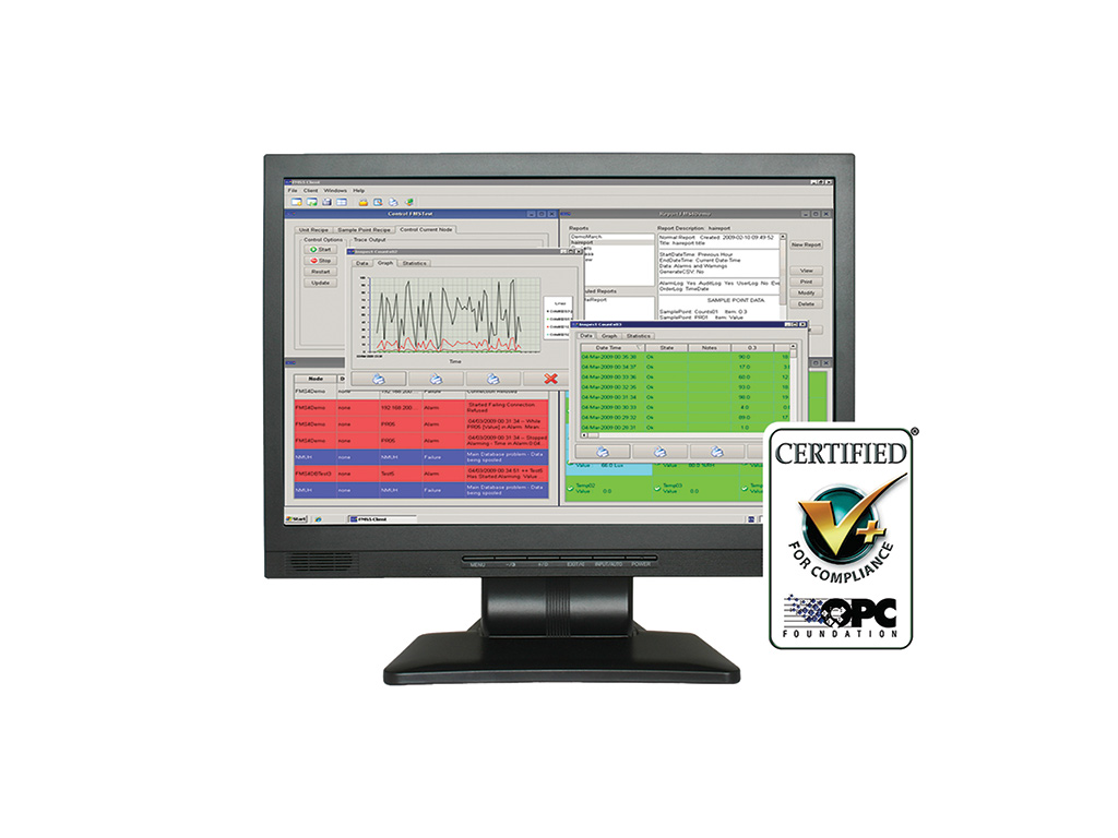 Facility Monitoring System -